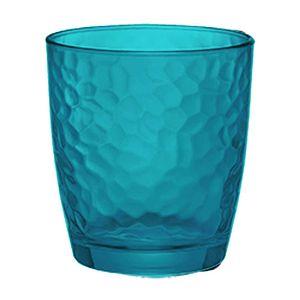 Copo-de-Agua-Bormioli-Sorgente-Bormioli-Vidro-300-ml-3-Pecas-Azul
