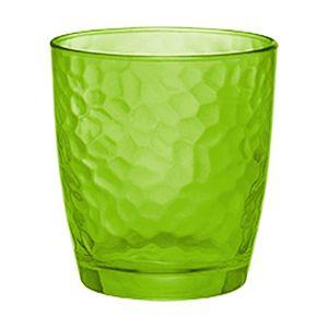 Copo-de-Agua-Bormioli-Sorgente-Bormioli-Verde-300-ml-3-Pecas-Azul