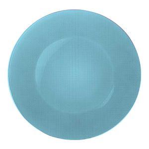 Sousplat-Bormioli-Vidro-azul-31-cm