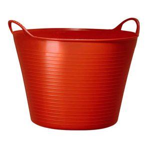 Bac-Tubtrugs-Flex-Mult-Tub-Vermelho-26-L