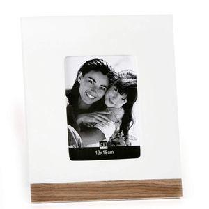 Porta-Retrato-Art-Image-Base-13x18-Louro-Pardo-com-Branco