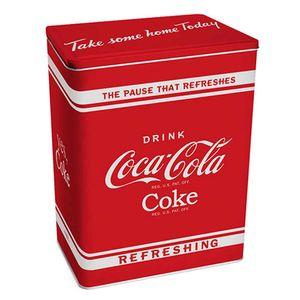 Porta-Cereal-Coca-cola-Happy-Coke-18X10X24Coke