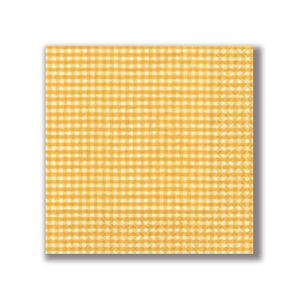 Guardanapo-Papper-Design-Vichy-Amarelo-33X33