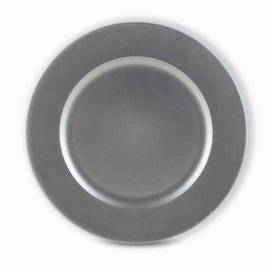 SOUSPLAT-DE-PLASTICO-LISO-SILVER-33CM--6-PECAS-BON-GOURMET