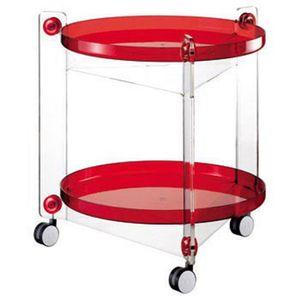 carrinho-2-andares-vermelho-guzzini