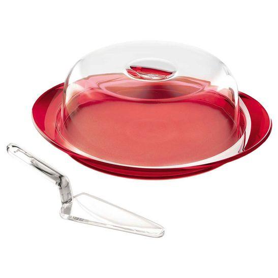 prato-de-bolo-com-tampa-feeling-vermelho-guzzini