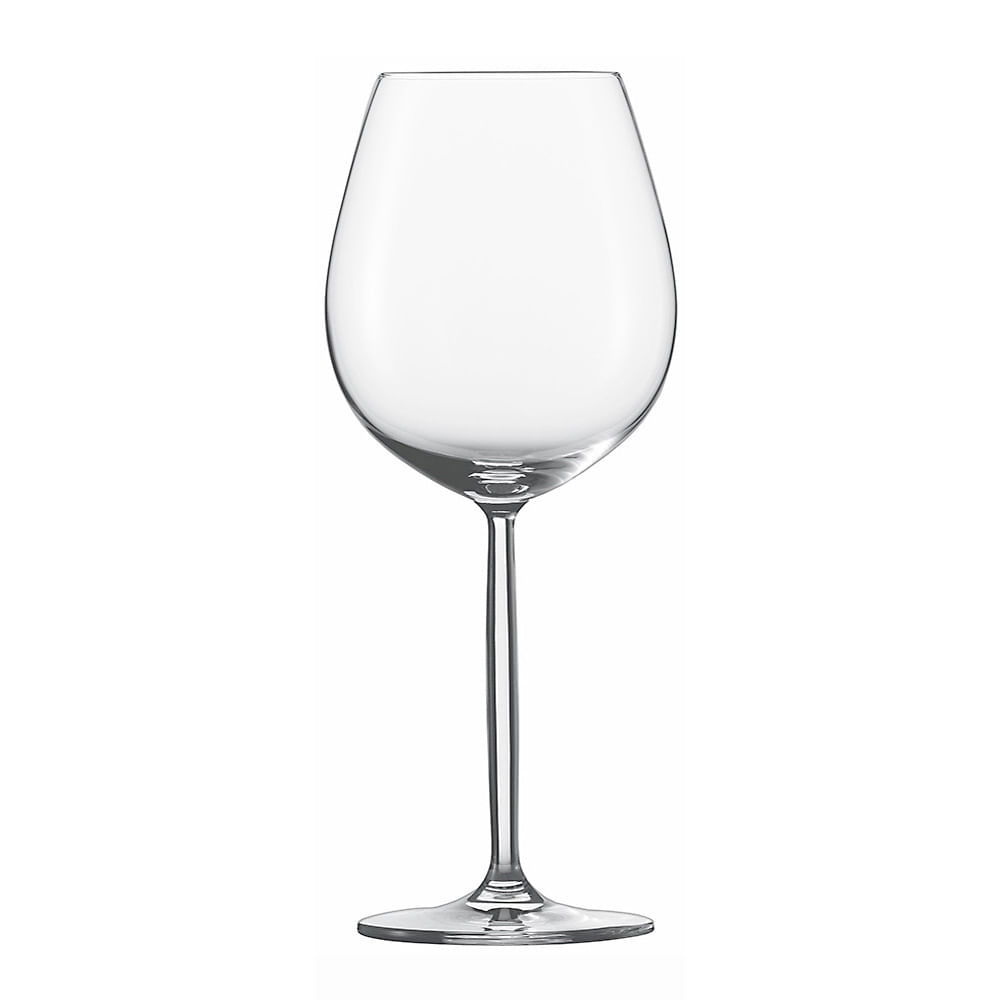 Taça Água e Vinho Tinto Diva 613 ml 6 Peças Schott Zwiesel