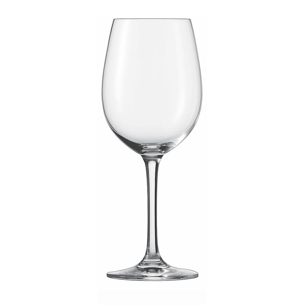 Taça Água e Vinho Tinto Clássico 545 ml 6 Peças Schott Zwiesel