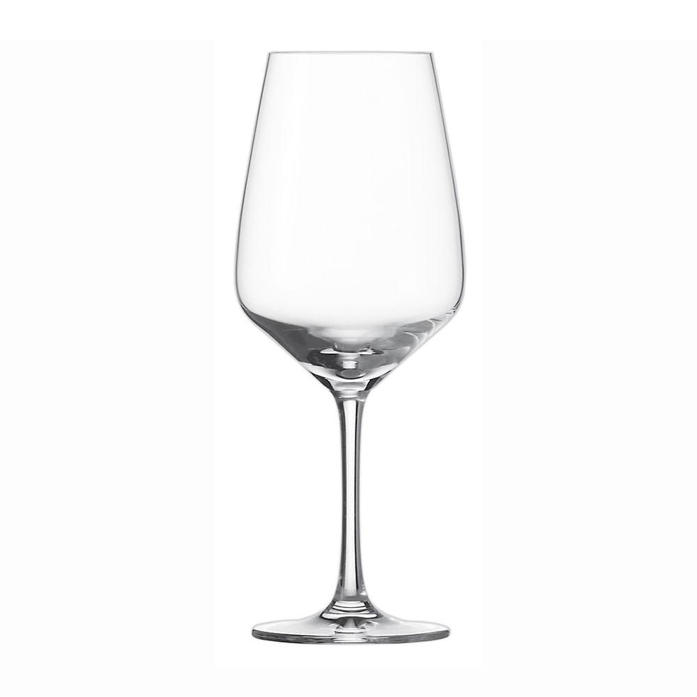 Taça Vinho Tinto Taste 497 ml 6 Peças Schott Zwiesel