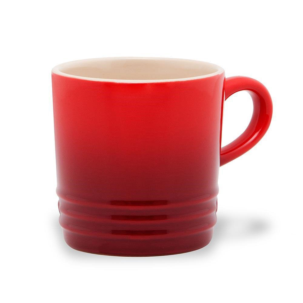Caneca de Espresso Vermelho Le Creuset