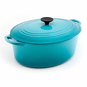 panela-oval-31-cm-azul-caribe-le-creuset