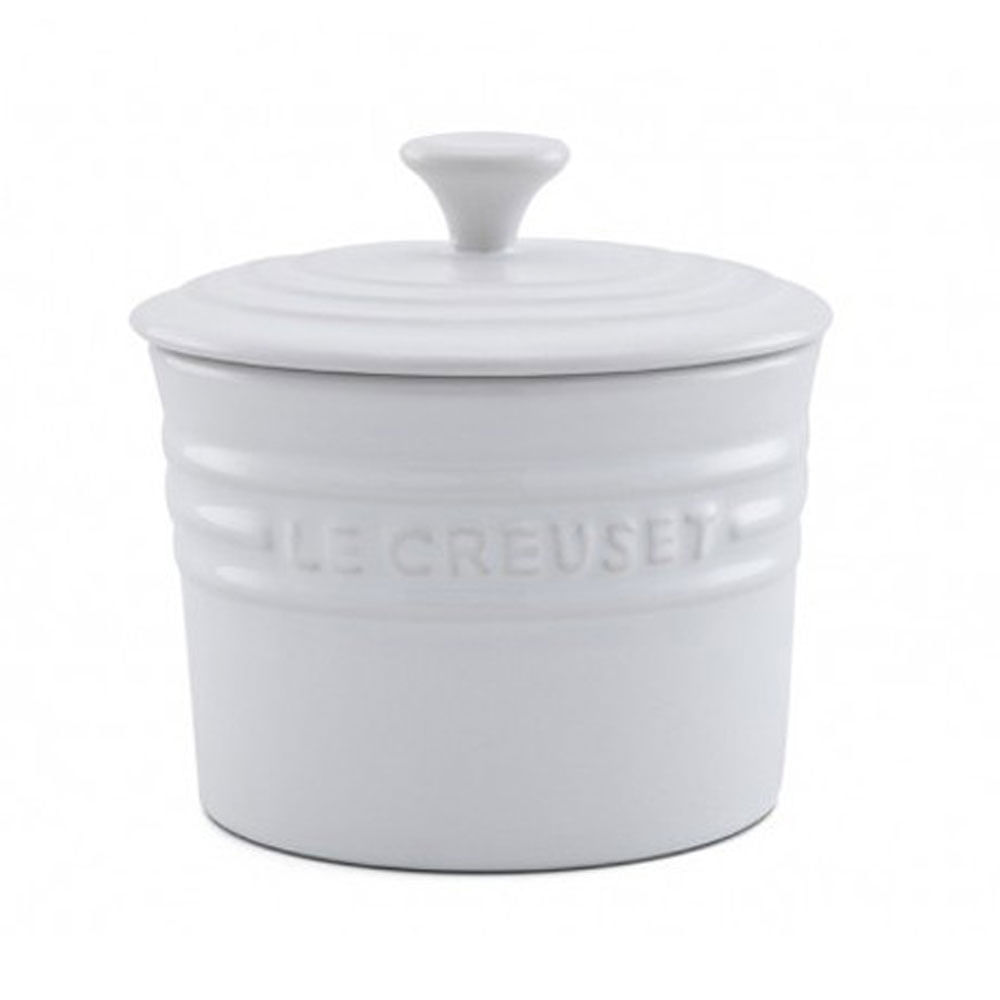Porta Condimentos Grande Branco Le Creuset
