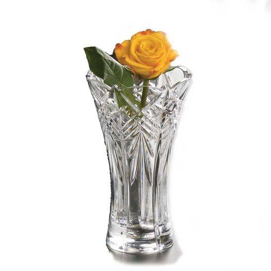 Vaso-Bohemia-de-Cristal-Taurus-Acinturado-25-cm