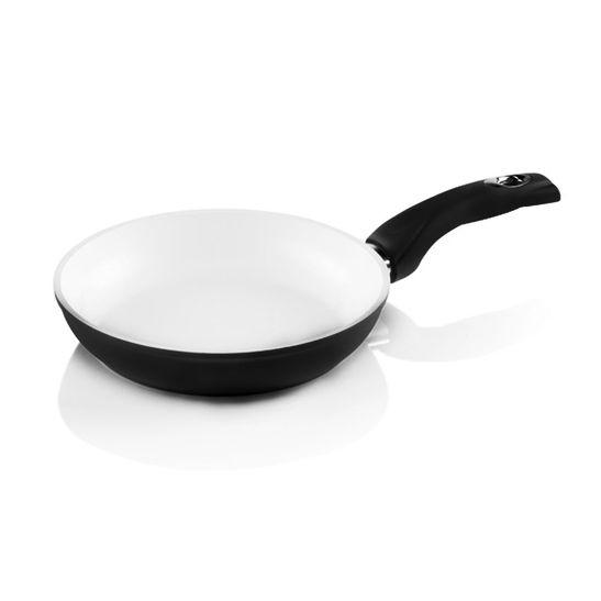 Frigideira-Bialetti-Ceramica-Black-24-cm