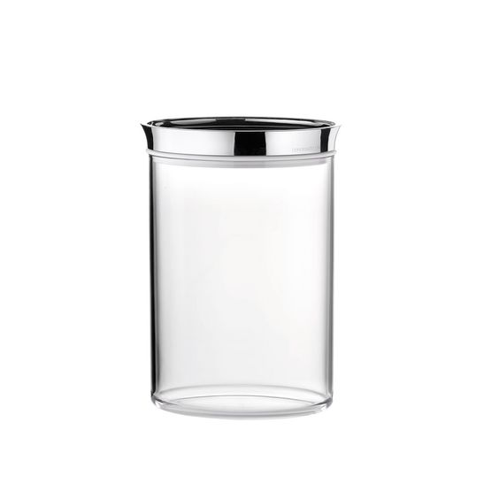 Pote-Guzzini-Transparente-Oval-Look-500-cc-Tampa-Cromo