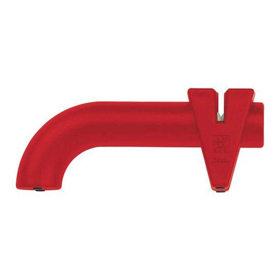 Afiador-de-Facas-Zwilling-Twinsharp-Select-Material-Sintetico-Vermelho