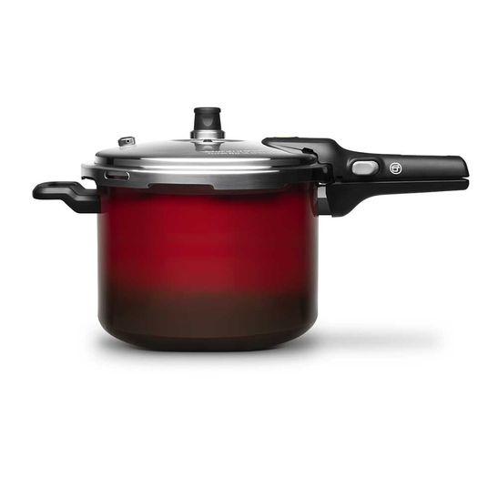 Panela-de-Pressao-Brinox-Pressure-3-L-Vermelha