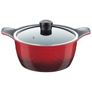 Cacarola-com-Tampa-Brinox-24X12-cm-4-L-Col-Cook-Vermelho