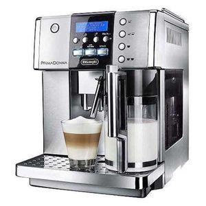Maquina-Delonghi--de-Cafe-Espresso-Automatica-110V-Esam-6620-Gran-Dama