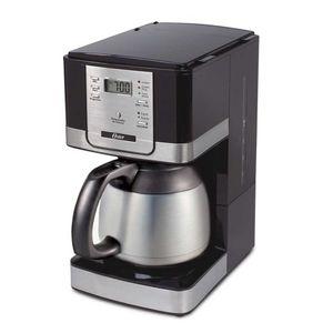 Cafeteira-Oster-Eletrica-12-Xicaras-com-Jarra-de-Inox-127V