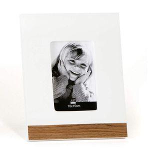 Porta-Retrato-Art-Image-Base-10x15-Louro-Pardo-com-Branco