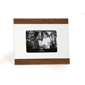 Porta-Retrato-Art-Image-Gem-13x18-Louro-Pardo-com-Branco