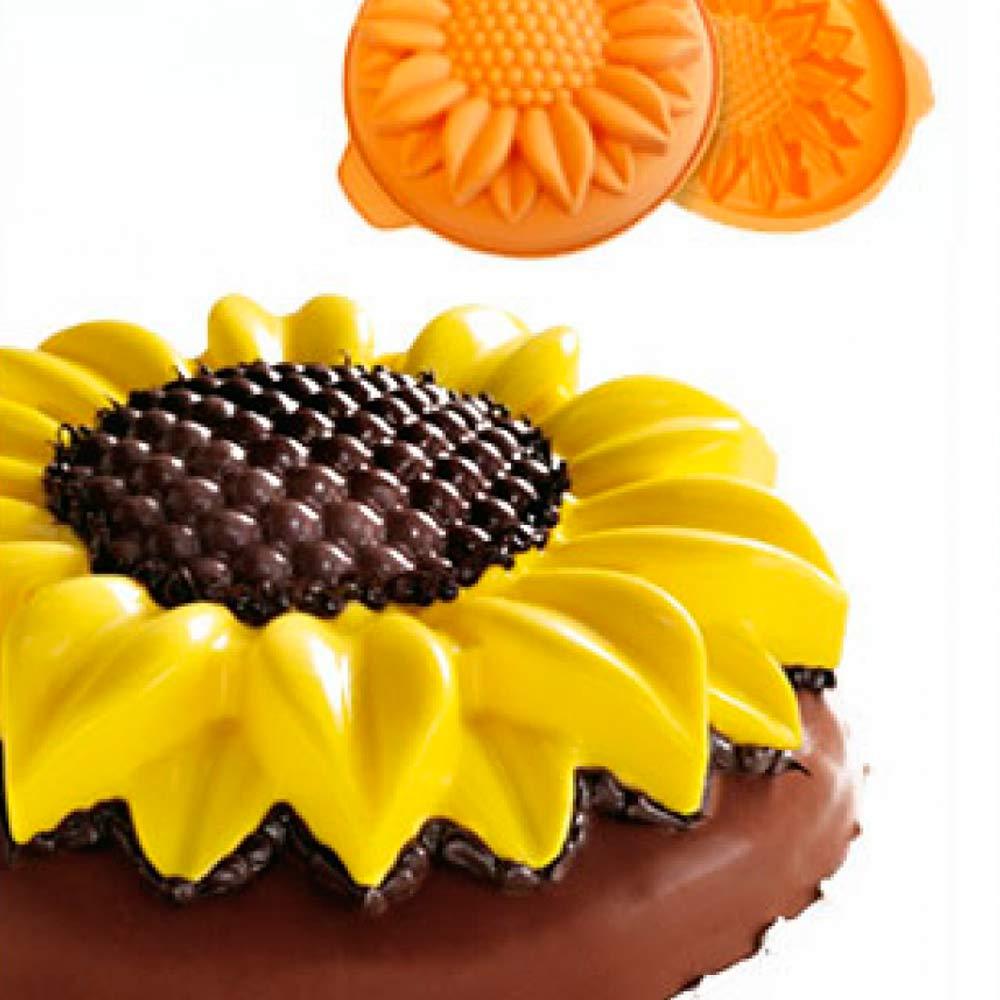 Forma Sunflower 2,25 Litros Silikomart