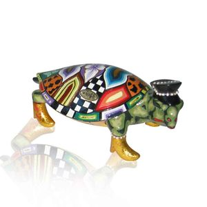 Escultura-Tom-s-Tartaruga-Elton