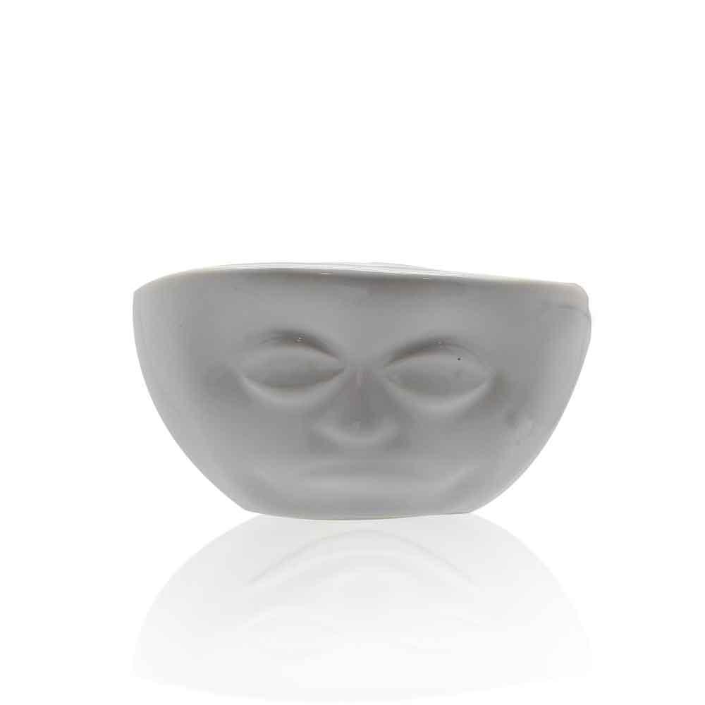 Bowl Smiley Triste Branco Scalla