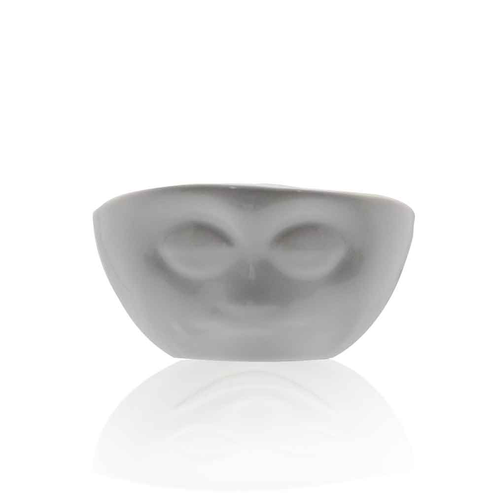 Bowl Smiley Soneca Branco Scalla