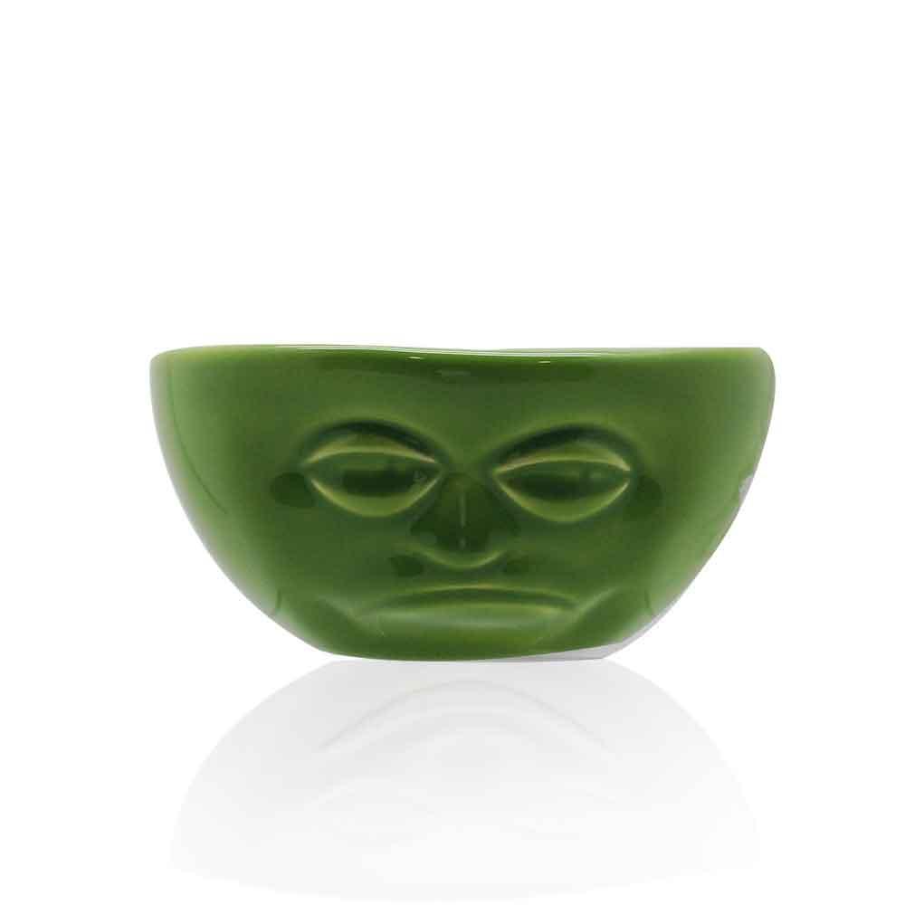 Bowl Smiley Triste Verde Scalla