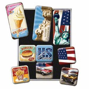 CJ-IMAS-USA-AMERICAN-LIFE-9PC-NOSTALGIC-ART