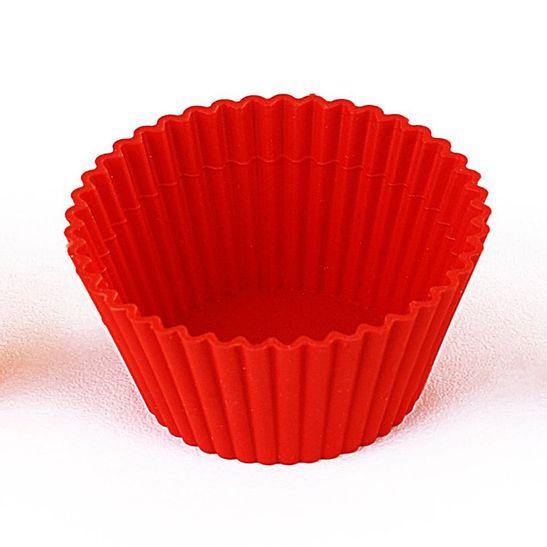 FORMA-CUO-CAKES-DE-SILICONE-VERMELHA-SILIKOMART