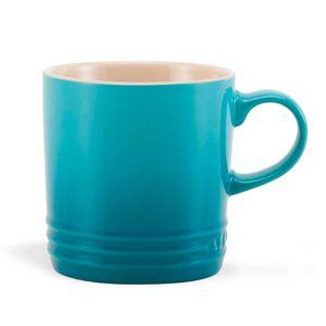 Caneca-Cappuccino-Azul-Caribe-200-ml-Le-Creuset