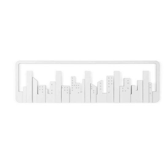 Cabideiro-de-Parede-Skyline-Branco-Umbra