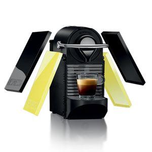 CAFETEIRA-PIXIE-CLIPS-BLACK-E-VERDE-NEON-110V-NESPRESSO