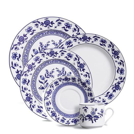Aparelho-de-Jantar-Flor-de-Cobalto-30-Pecas-Verbano