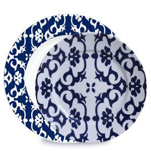 Conjunto-de-Pratos-Aragon-Blue-12-Pecas-Verbano