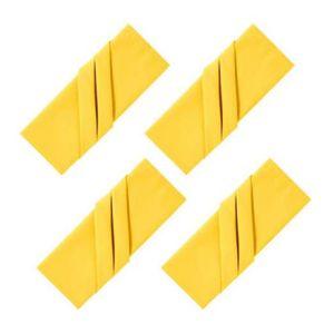 Kit-Guardanapo-Home-4-Pecas-Amarelo-Copa---Cia