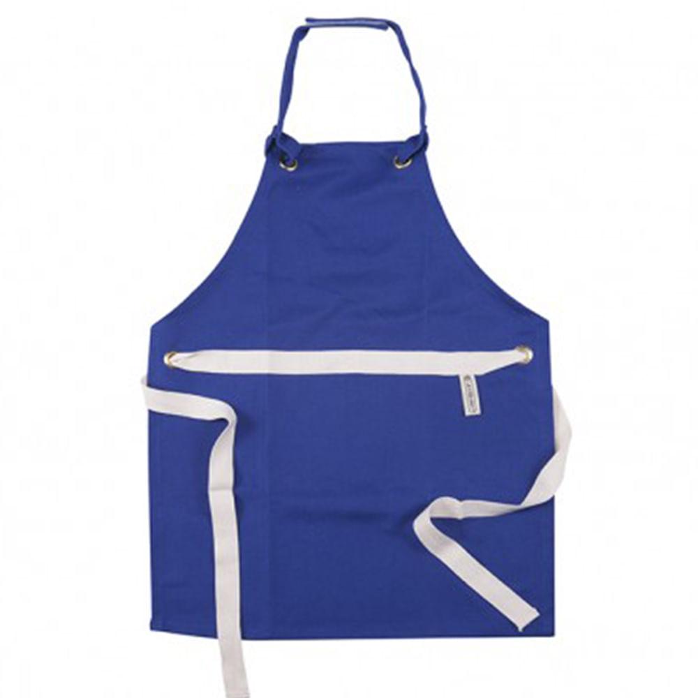 Le Creuset Avental Infantil Bakeware Lona Azul Cobalto Le Creuset