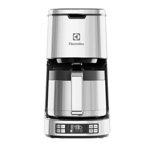 CAFETEIRA-EXPRESSIONIST-DISPLAY-LCD-PROGAMAVEL-CMP60-ACO-INOX-ELECTROLUX