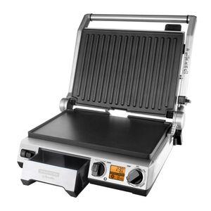 Grill-Eletrico-Aco-Inox-Smart-127V-Prata-Tramontina-By-Breville