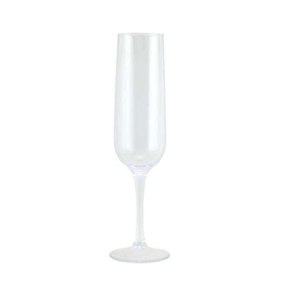 Taça Espumante Fun 160 ml Transparente Coza