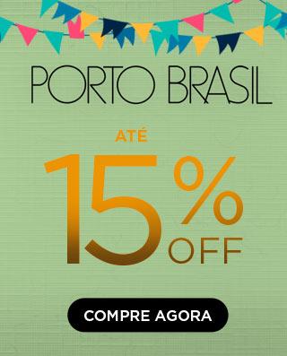 Porto Brasil 10 Off Mobile - Março 18