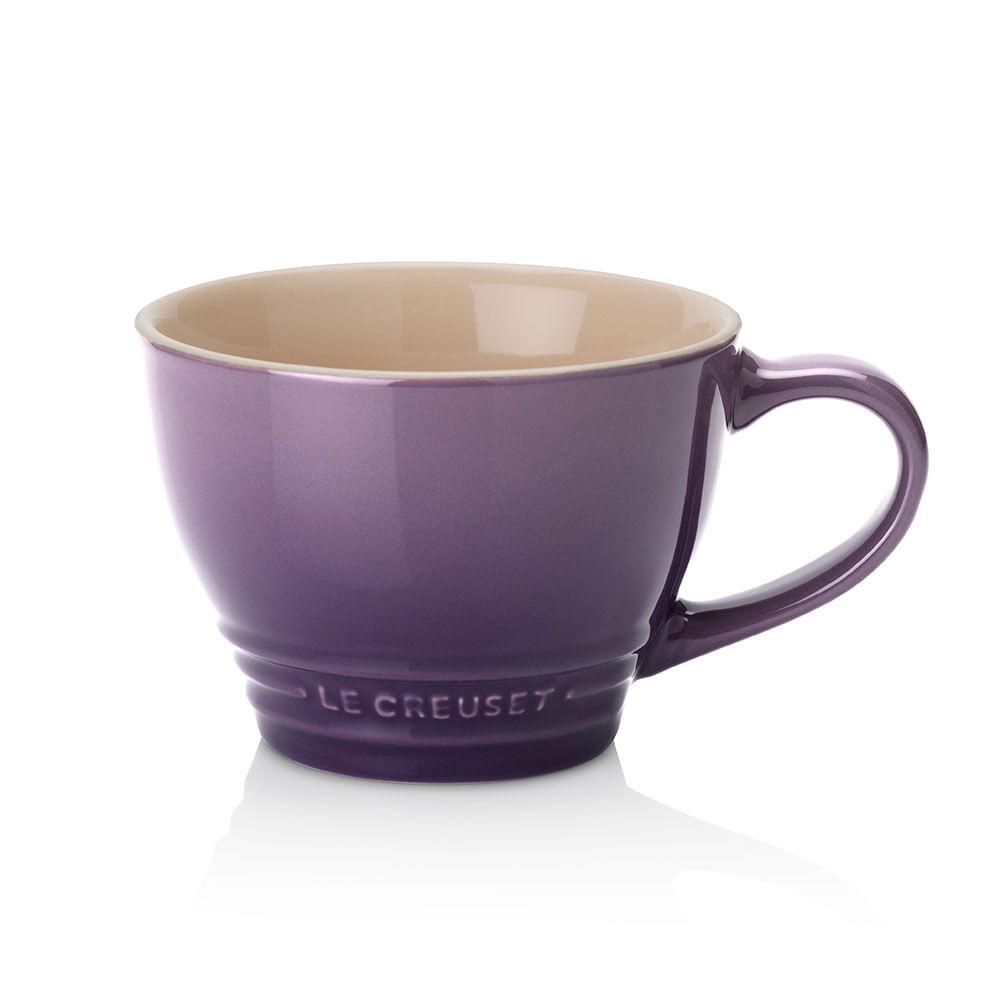 Caneca Grande 400 ml Ultra Violeta Le Creuset