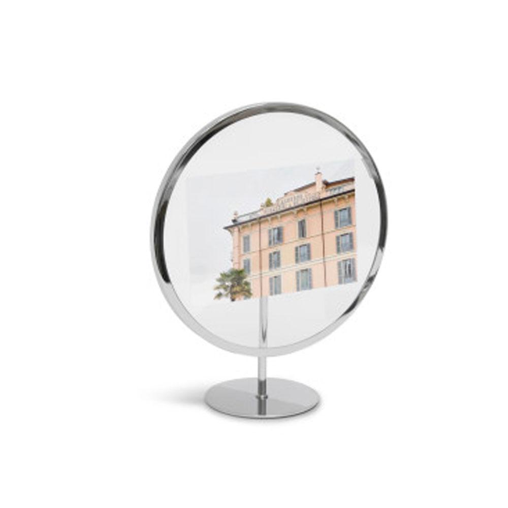 Porta Retrato Infinity 13X18 cm Cromado Umbra