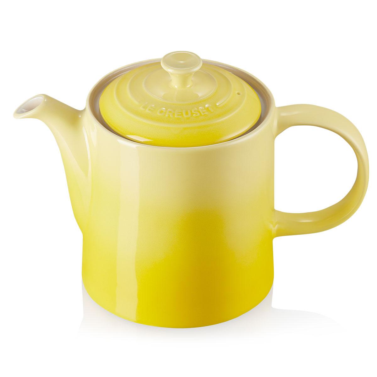 Bule Grand 1,3 Litros Amarelo Soleil Le Creuset