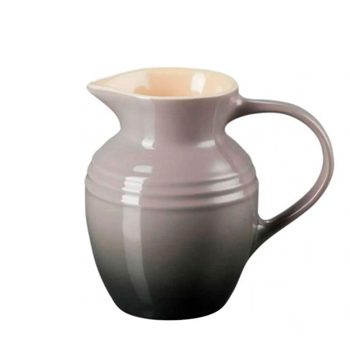 Jarra 600 ml Cinza Flint Le Creuset