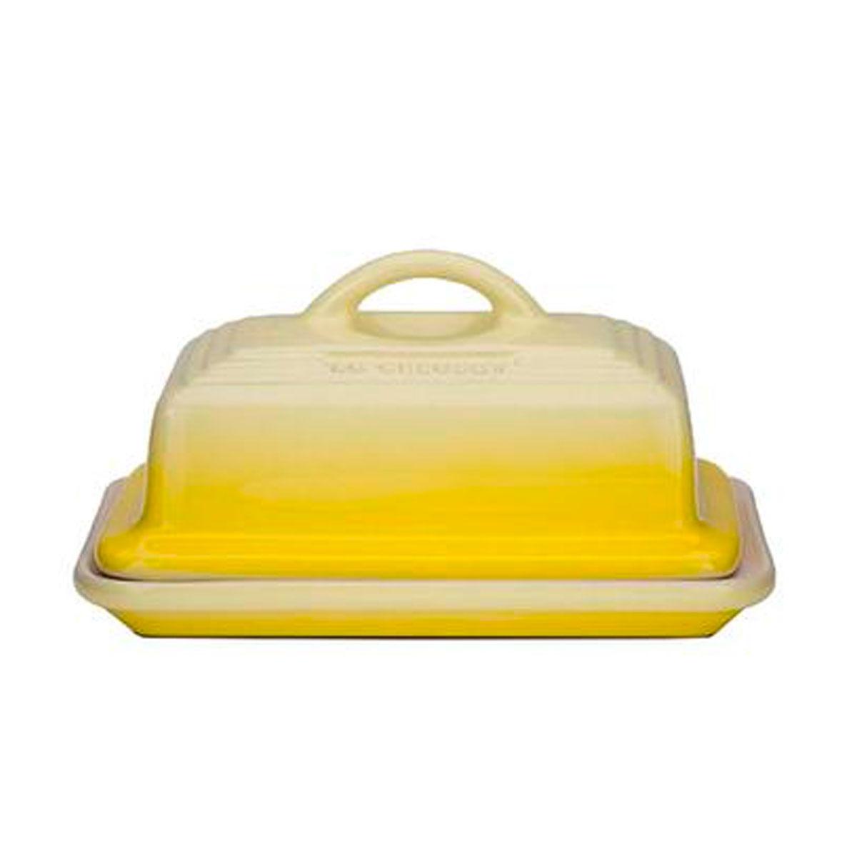 Mantegueira Nova Cerâmica Amarelo Soleil Le Creuset