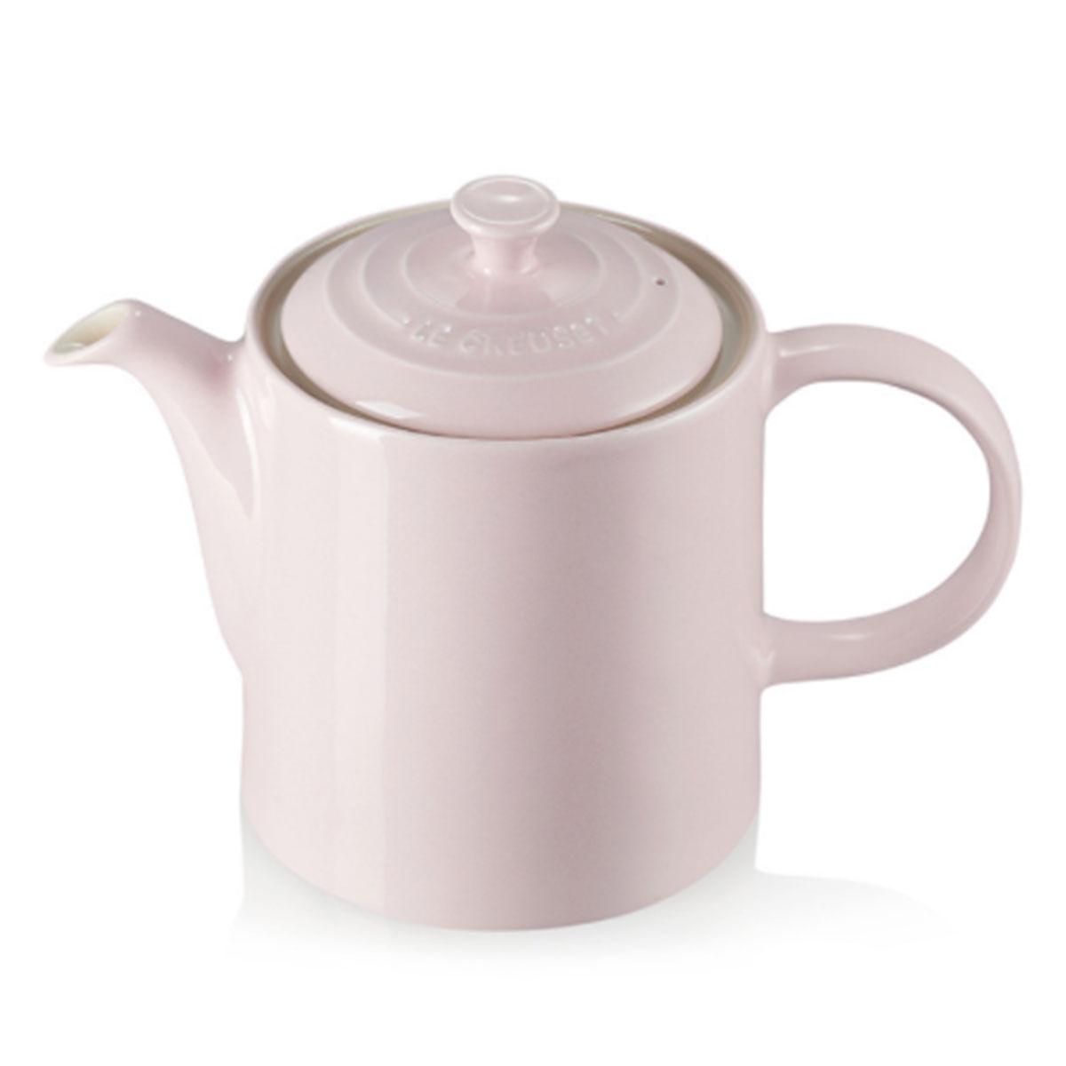 Bule Grand 1,3 Litros Rosa Chiffon Pink Le Creuset